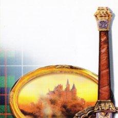 Coleccionismo Marcapáginas: MARCAPAGINAS: GUERRERO DE LEYENDA - EDITORIAL TITANIA . Lote 147540222