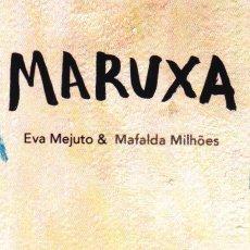 Coleccionismo Marcapáginas: MARCAPÁGINAS: MARUXA - EDITORIAL OQO. Lote 236568390