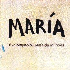 Coleccionismo Marcapáginas: MARCAPAGINAS: MARIA - EDITORIAL OQO - CASTELLANO. Lote 236568365