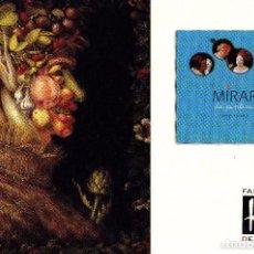 Coleccionismo Marcapáginas: MARCAPÁGINAS: MIRAR LA PINTURA - KALANDRAKA - POSTAL. Lote 229115635