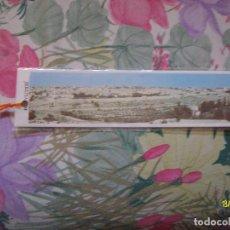 Coleccionismo Marcapáginas: MARCAPAGINAS PANORAMICA DE JERUSALEN FLOWERS FROM THE HOLY LAND. Lote 151722674