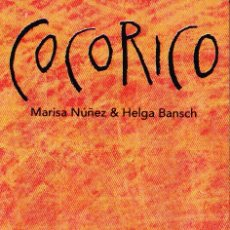 Coleccionismo Marcapáginas: MARCAPAGINAS: COCORICO - EDITORIAL OQO. Lote 236568325