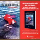 Coleccionismo Marcapáginas: MARCAPÁGINAS - POSTAL EDI. SALAMANDRA UNA MALDITA HISTORIA. Lote 160011114