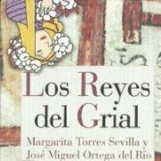 Coleccionismo Marcapáginas: MARCAPAGIMAS EDITORIAL REINO DE CORNELIA LOS REYES DE GRIAL. Lote 191545205