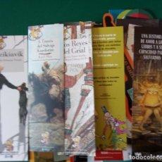 Coleccionismo Marcapáginas: MARCAPÁGINAS ¡¡¡LOTE DE 175 MARCAPAGINAS ¡¡¡¡¡¡. Lote 156866165