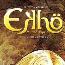 Coleccionismo Marcapáginas: MARCAPAGINAS: EKHO - EDITORIAL NORMA - COMIC . Lote 155619270