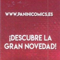 Coleccionismo Marcapáginas: MARCAPAGINAS: MARVEL - EVOLUTION - PANINI - COMIC . Lote 155622278