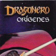 Coleccionismo Marcapáginas: MARCAPAGINAS: DRAGONERO, ORÍGENES - PANINI COMIC . Lote 155622342