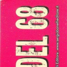 Coleccionismo Marcapáginas: MARCAPAGINAS: PRIMAVERA DEL 68 - PANINI COMIC . Lote 155622434