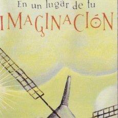 Coleccionismo Marcapáginas: MARCAPAGINAS: QUIJOTE - ONCE. Lote 155623210
