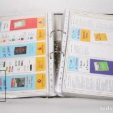 Coleccionismo Marcapáginas: GRAN COLECCIÓN DE 438 MARCAPÁGINAS / PUNTOS DE LIBRO - TEMÁTICA GOBIERNO DE ESPAÑA - MINISTERIOS. Lote 155918570