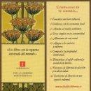 Coleccionismo Marcapáginas: MARCAPÁGINAS EDITORIAL IMPEDIMENTA. Lote 156751262