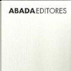 Coleccionismo Marcapáginas: MARCAPAGINAS. ABADA EDITORES. Lote 156890970