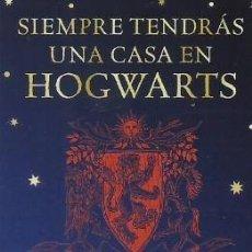 Coleccionismo Marcapáginas - Marcapaginas edal.Salamandra siempre tendras una casa en Hogwarts 20 años de magia de Harry Potter - 158486398