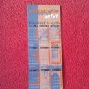 Coleccionismo Marcapáginas: MARCAPÁGINAS BOOK MARK BOOKMARK PUNTO DE LIBRO CALENDARIO UNIVERSIDAD SEVILLA CURSO 1996 1997 VER. Lote 164943526