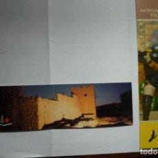 Coleccionismo Marcapáginas: LOTE MARCAPAGINAS CALAFELL - MUSEO HISTORIA TARRAGONA. Lote 165696566