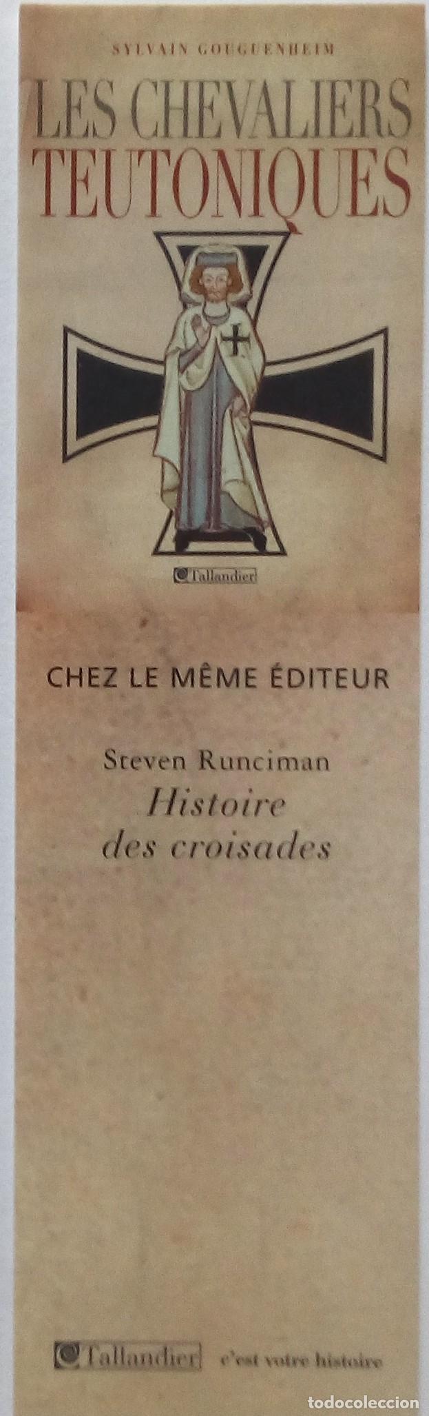 MARCAPÁGINAS EDITORIAL TALLANDIER- (Coleccionismo - Marcapáginas)