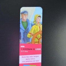 Collezionismo Segnalibri: MARCAPÁGINAS - SUSAETA - CAPITANES INTRÉPIDOS. Lote 230740005