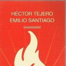 Coleccionismo Marcapáginas - Marcapáginas - ¿Qué hacer en caso de incendio? Héctor Tejero y Emilio Santiago - Capitán Swing - 168000996
