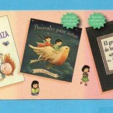 Coleccionismo Marcapáginas: MARCAPÁGINAS DE EDICIONES PICARONA PUBLICIDAD DE ALICIA CAEDIZA. Lote 168233240