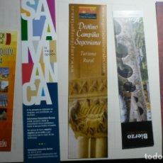 Coleccionismo Marcapáginas: LOTE MARCAPAGINAS VARIADAS. Lote 168268448