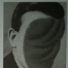 Coleccionismo Marcapáginas: MARCAPÁGINAS EDITORIAL FUNAMBULISTA.LA SOCIEDAD DE LOS PERSONAJES INACABADOS-. Lote 194312328