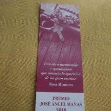 Coleccionismo Marcapáginas: MARCAPÁGINAS HÉROES SENTIMENTALES, BIANCHI. Lote 172252888