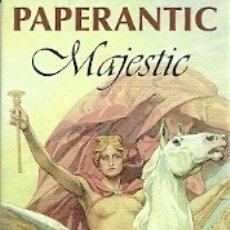 Coleccionismo Marcapáginas: MARCAPÁGINAS. PAPERANTIC MAJESTIC. Lote 172914062