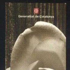 Coleccionismo Marcapáginas: A-7088- PUNTO DE LIBRO. MARCAPÁGINAS. VIU LA DIADA SE SANT JORDI. AVUI.. Lote 173287757