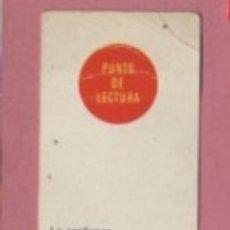 Coleccionismo Marcapáginas: MARCAPÁGINAS PUBLICIDAD FARMACIA BUCODRIN ANTISEPTICO BUCOFARINGEO DE FARDI. Lote 175599067