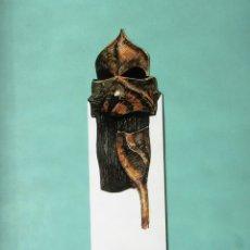 Coleccionismo Marcapáginas: MARCAPAGINAS TROQUELADO LA PEDRERA DE ANTONIO GUDI. Lote 175815677