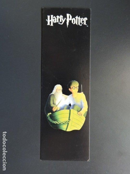 MARCAPÁGINAS - SALAMANDRA - HARRY POTTER (Coleccionismo - Marcapáginas)