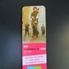 Collezionismo Segnalibri: MARCAPÁGINAS - SUSAETA - ROBIN HOOD. Lote 177643538