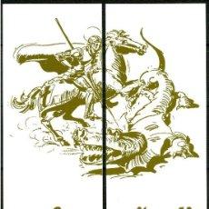 Coleccionismo Marcapáginas: MARCAPAGINAS PUZZLE SANT JORDI ASOCIACIÓN MEDIEVAL DE BAGÁ 2.009. Lote 178320113