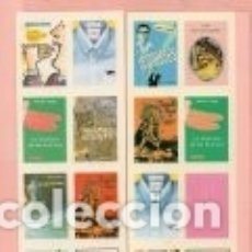 Coleccionismo Marcapáginas: DOS MARCAPÁGINAS DE EDICIONES DE LE DILETTANTE PUBLICIDAD DE VARIAS . Lote 180083185