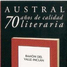 Coleccionismo Marcapáginas: MARCAPAGINAS EDITORIAL AUSTRAL . Lote 180158560