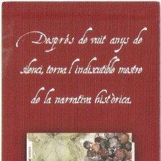 Coleccionismo Marcapáginas: MARCAPAGINAS EDITORIAL ROCA - EL CELLER. Lote 180158643