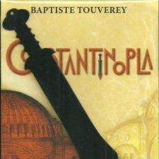 Coleccionismo Marcapáginas: MARCAPÁGINAS. METÁLICO. GRIJALBO. BAPTISTE TOUVEREY. CONSTANTINOPLA. Lote 180163997