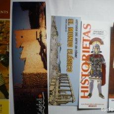 Coleccionismo Marcapáginas: LOTE MARCAPAGINAS VARIADOS-. Lote 180272752