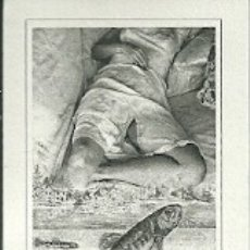 Coleccionismo Marcapáginas: MARCAPAGINAS. CHICA. Lote 180896062
