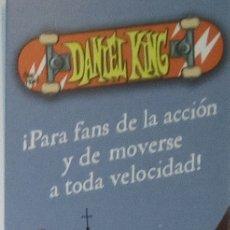 Coleccionismo Marcapáginas: MARCAPÁGINAS EDITORIAL LA GALERA.DANIEL KING.. Lote 194693620