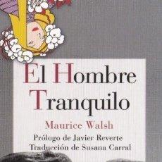 Coleccionismo Marcapáginas: MARCAPAGINAS REINO DE CORDELIA. EL HOMBRE TRANQUILO. Lote 195056661
