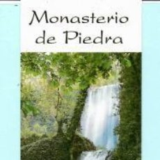 Coleccionismo Marcapáginas: BONITO MARCAPÁGINAS DE EDICION DE MONASTERIO DE PIEDRA . Lote 187448091