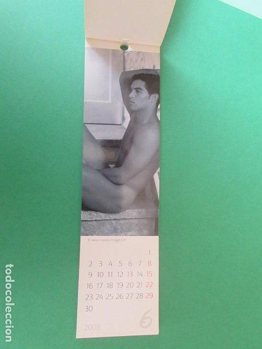 Coleccionismo Marcapáginas: 12 marcapaginas Calendario del 2.008 mirar fotos - Foto 7 - 191323976