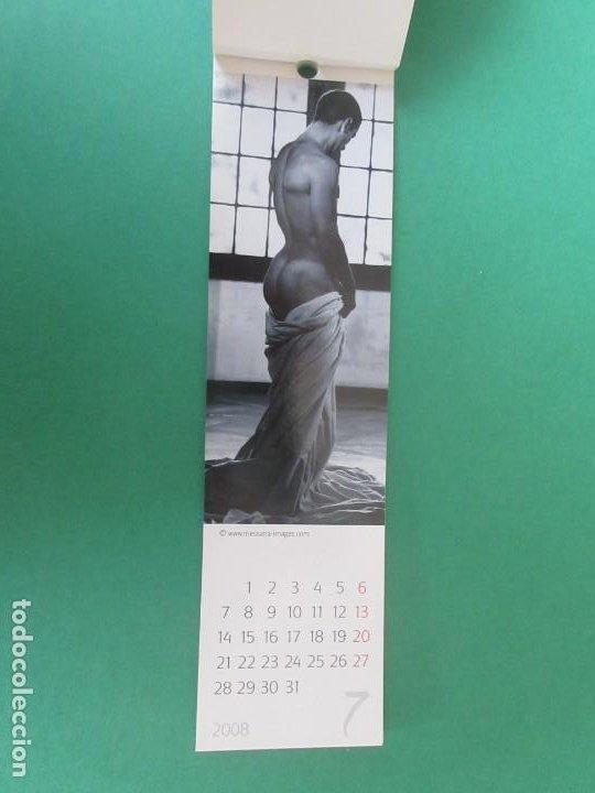 Coleccionismo Marcapáginas: 12 marcapaginas Calendario del 2.008 mirar fotos - Foto 8 - 191323976