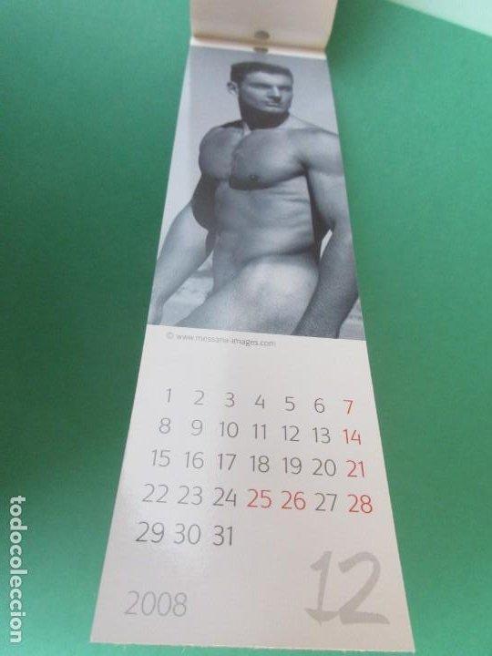 Coleccionismo Marcapáginas: 12 marcapaginas Calendario del 2.008 mirar fotos - Foto 13 - 191323976
