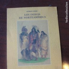 Coleccionismo Marcapáginas: TARJETON TIPO POSTAL LA PIPA DORADA OLAÑETA - LOS INDIOS DE NORTEAMERICA / CATLIN - ENVIO GRATIS. Lote 192354276