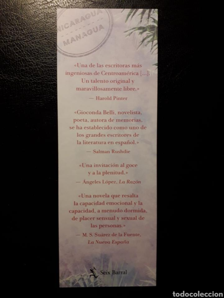 Coleccionismo Marcapáginas: MARCAPAGINAS EDITORIAL SEIX BARRAL. G BELLI. LAS FIEBRES DE LA MEMORIA. PEDIDO MÍNIMO 3 EUROS. - Foto 2 - 193758635