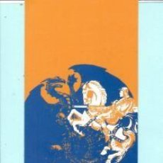 Coleccionismo Marcapáginas: MARCAPÁGINAS DE EDITO CIU TUTULO SANT JORDI 2005. Lote 194301272