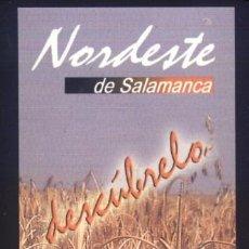 Coleccionismo Marcapáginas: A-7352- PUNTO DE LIBRO. MARCAPÁGINAS. NORDESTE DE SALAMANCA. CALZADA DE VALDUNCIEL.. Lote 194310402